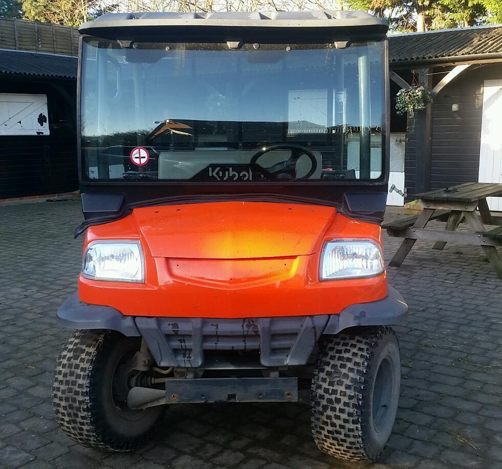 Buggy Kubota rtv 900 buggy diesel