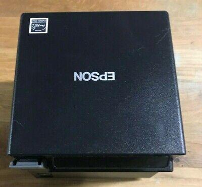 Epson Tm-m10 Receipt Printer Usb No Power Supply M332a