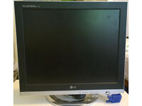 LG 17 Inch LCD Computer Monitor