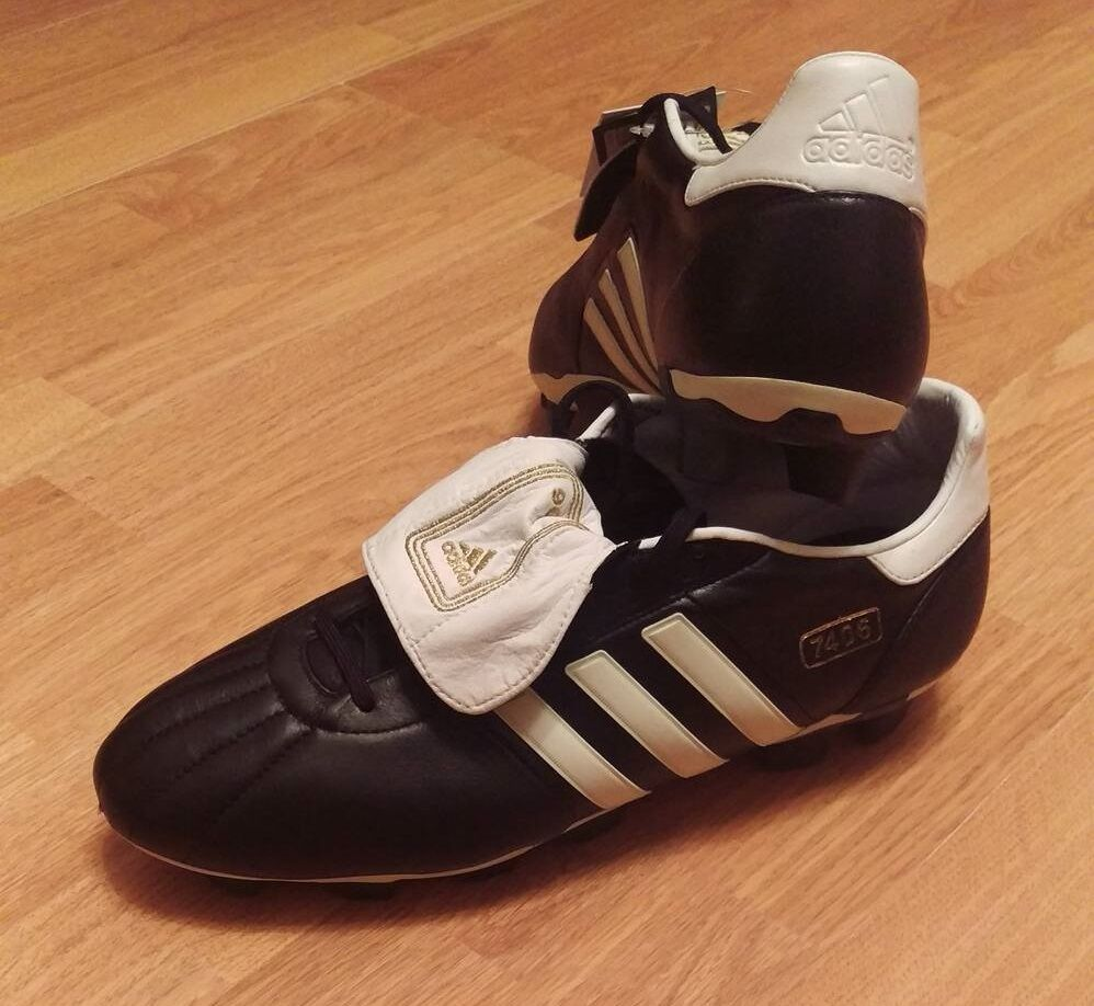 adidas 7406. adidas 7406 football boots - size 10 brand new in box firm ground