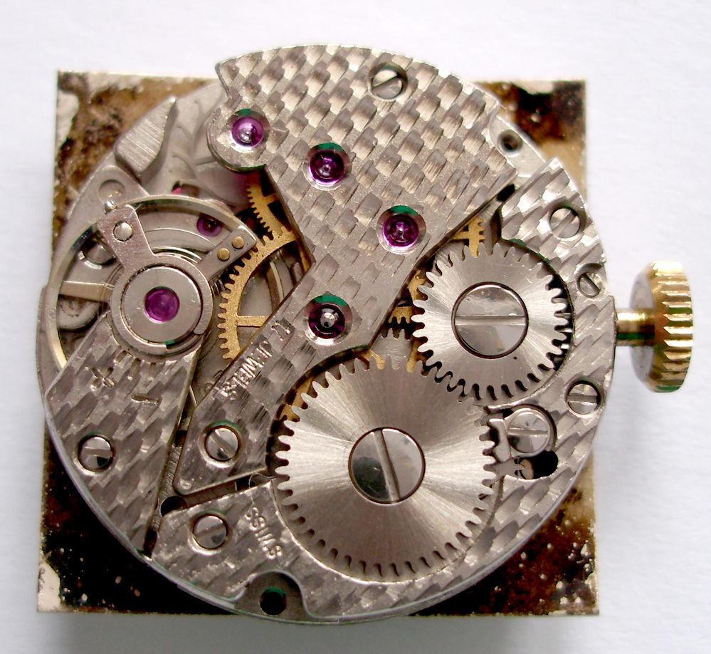 Motor-Mechanismus-Kit YeBetter Quarz-Uhrwerk mit hohem Drehmoment f/ür kontrolliertes Uhrwerk Stunden und Minutenzeiger