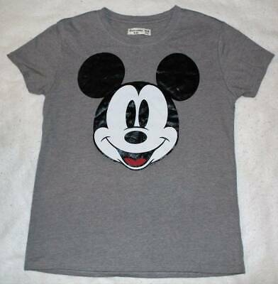 NEW Abercrombie Kids Girl's Disney Mickey Mouse Graphic Shirt Top 15/16