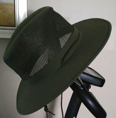 X Large Henschel Vented Mesh Sun Hat