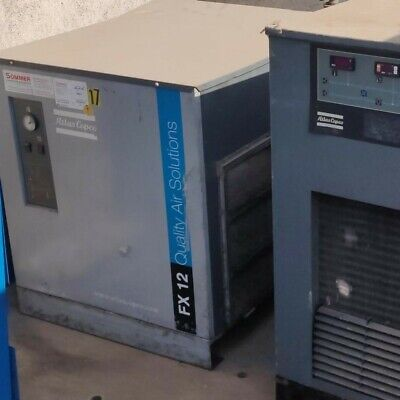Atlas Copco Air Dryer Fx12