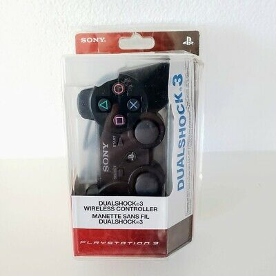PS3 Dualshock 3 Wireless Controller- Sixaxis CECHZC2U Sony Playstation 3 Cable