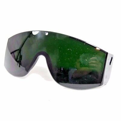 Uvex Shade (Uvex Replacement Lens QTY 3 Shade 5.0 Dark Green S543 )