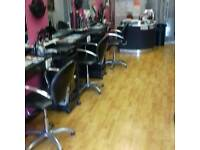 Retail business for rent