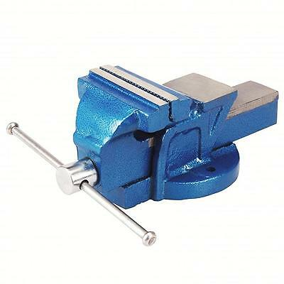 "NEW! 4"" 100mm Jaw Bench Vice Workshop Clamp Work Bench Table Engineer"