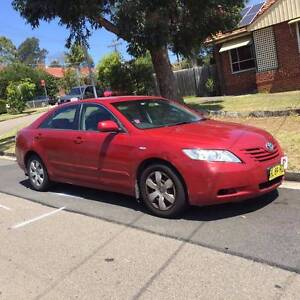 2006 Toyota Camry Sedan West Ryde Ryde Area Preview