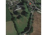 Large Horse field to rent