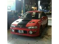 Subaru wrx estate