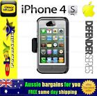 Rigid Plastic Mobile Phone Housings for iPhone 4
