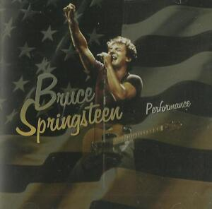 Bruce Springsteen - Performance ( Live CD ) NEW / SEALED