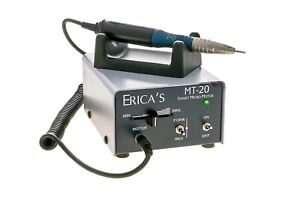 Erica's MT-20 Smart Electric Nail File & Nail Accessories