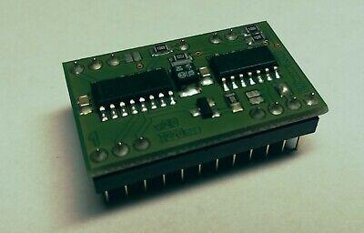 original 16-bit DAC IC PHILIPS DIP-28 Silver Crown TDA 1541A S1 new NOS !