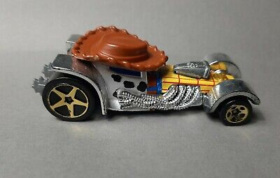 Hot Wheels TOY STORY Character Car COWBOY WOODY *Disney*Pixar*