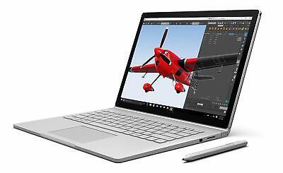 "Laptop Windows - Microsoft Surface Book i7-6600u 16GB 512GB SSD 13.5"" Windows 10 2-in-1 Laptop"