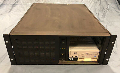 Tws Industrial Rackmount Computer Wpicmg Px-14s3 Ver E2 Backplace Motherboard