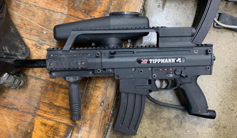 Tippmann X7 Response Trigger Used