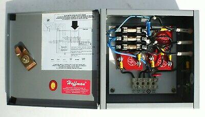 Hoffman H7007-ad Transient Voltage Surge Suppressor 277 480 V 3 Phase Ge 30 Amp
