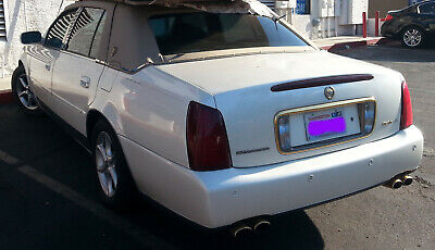 2000-2005 Cadillac Deville Seville Bonneville Alternator OEM 19206559 601-02050