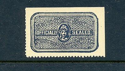 Scott #OX19 'Quartermaster General's' Post Office Seal Mint Stamp NH (OX19-11)