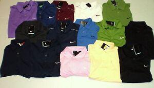 NWT-Mens-Nike-Golf-Fit-Dri-Dry-Polo-Shirt-S-M-L-XL-XXL