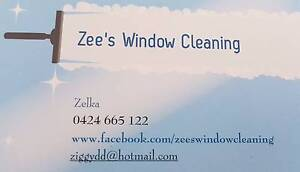 Zee's Window Cleaning Pacific Pines Gold Coast City Preview