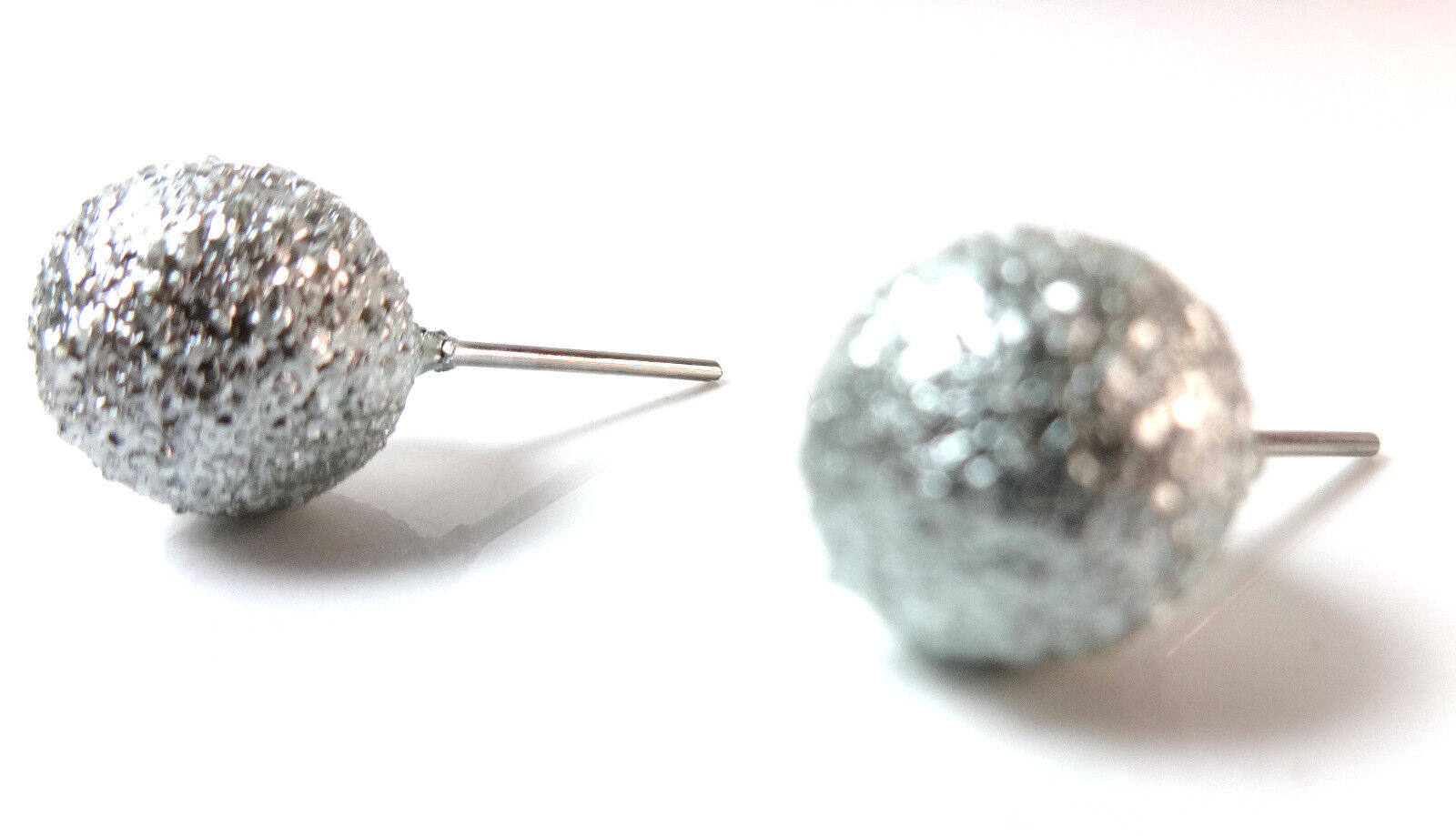 original hammered small satinised matt a with studs silver by finish product earrings tlk stud sterling chunky