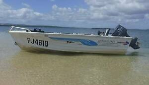 Quintrex 420 FISHSEEKER Cooloola Cove Gympie Area Preview