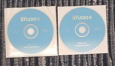 Macromedia Studio 8 For Windows & Mac With Serial Number