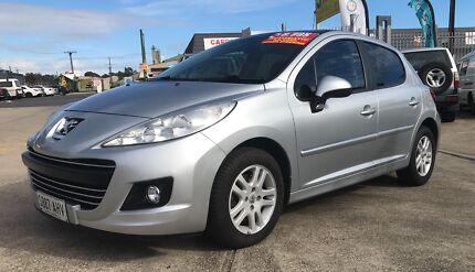 2010 Peugeot 207, Automatic, Hatch, 74xxxkms, Alloys, $8999