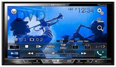 Pioneer Carrozzeria car audio 2D main unit FH-9200DVD Bluetooth Japan EMS NEW