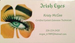 Eyelash extension promotion! London Ontario image 1