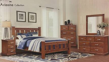 ARIZONA QUEEN BED FRAME - ...DIRECT FACTORY OUTLET...