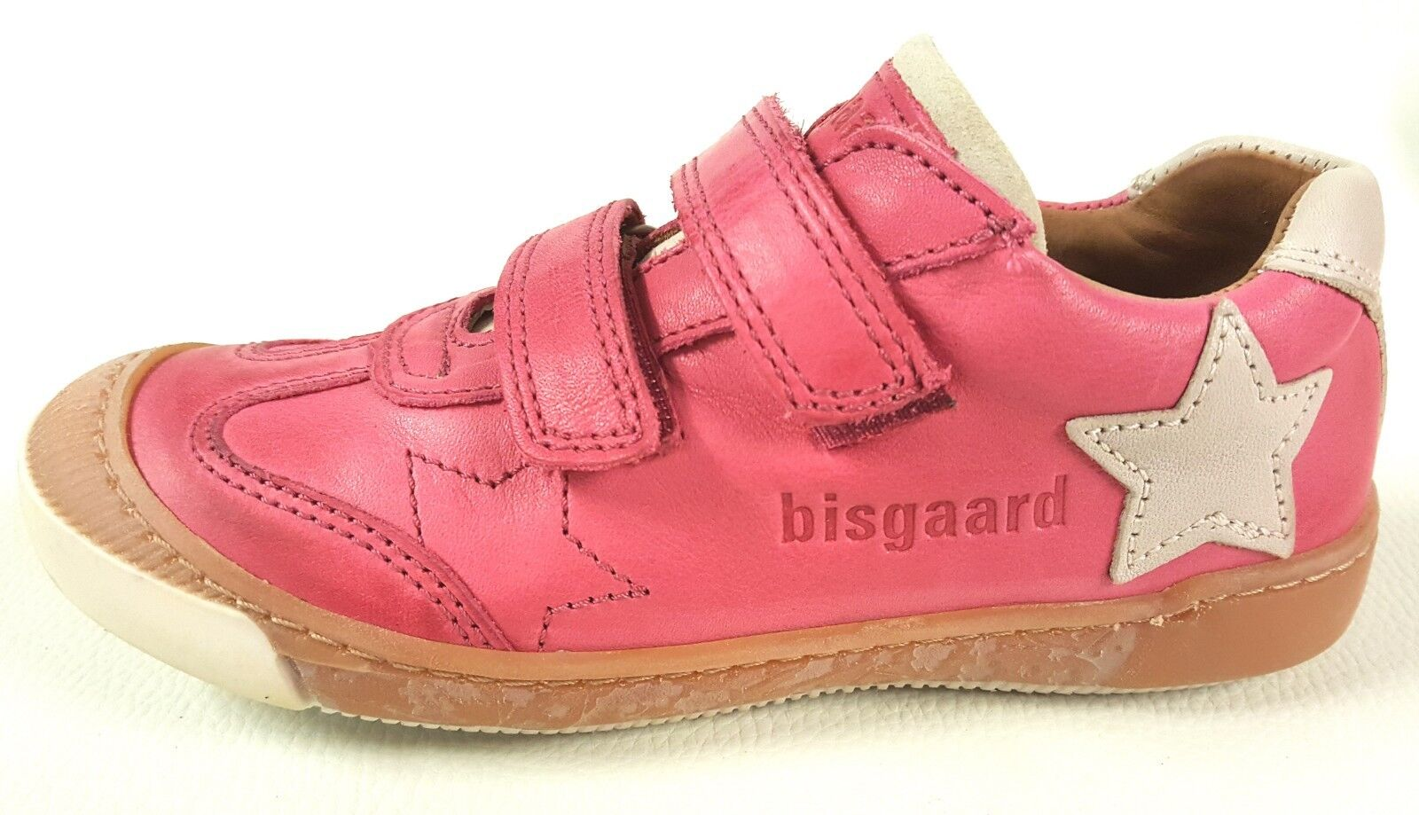 BISGAARD Mädchen Stiefel Tex Wollfutter pink