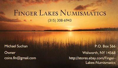 Finger Lakes Numismatics