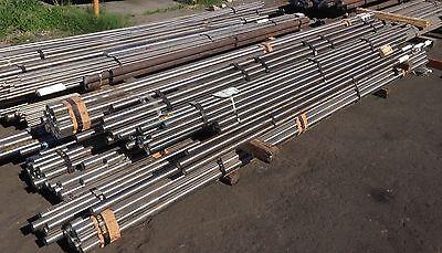 410 Stainless Steel Round Rod Bar 0.50 Dia. X 144