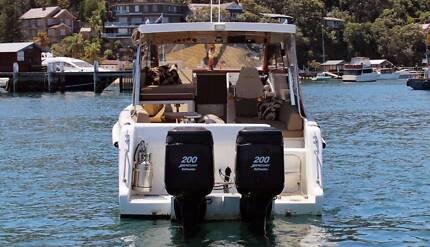 """1988 Bertram 28"""" - 2 x 200HP & Luxury Fitout"""