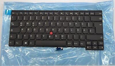 Lenovo Deutsche Tastatur QWERTZ  Thinkpad T440p Edge T431 T431S T440 T440S  NEU