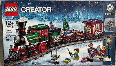 Lego Creator Winter Holiday Train (10254) NEW SEALED