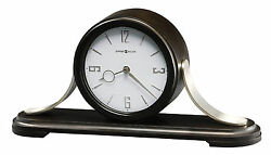 HOWARD MILLER   MANTEL CLOCK  635-159 - THE CALLAHAN IN BLACK COFFEE FINISH