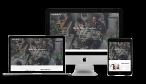 Website Development - Responsive & SEO Friendly