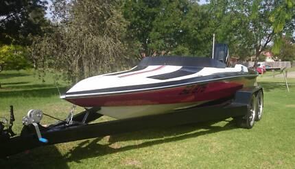 Glastron Gt160 Ski Boat