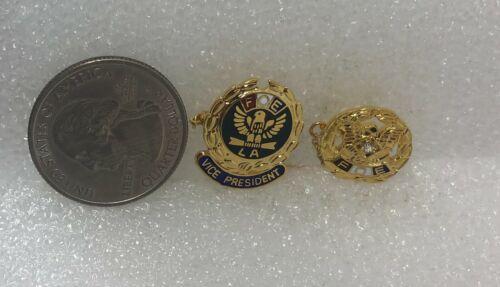 FOE Fraternal Order Of Eagles LA Vice President Pin