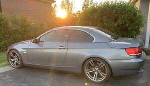 Bmw 335i cabriolet, 2009, condition A1