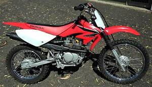 2008 HONDA CRF100F 4 STROKE KIDS BIKE (#U01913) Dalby Dalby Area Preview