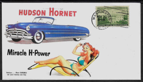1951 Hudson Hornet & Pinup Girl Featured on Collector