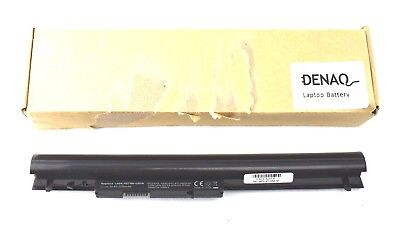 DENAQ - 4-Cell Lithium-Ion Battery for Select HP Laptops (NM-LA04-6) -