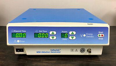 Covidien Valleylab Mw Ablation Generator Microwave Esu